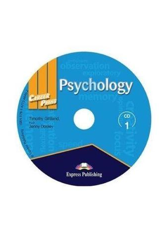 Psychology (esp). Audio CDs (set of 2). Аудио CD (2 шт.)
