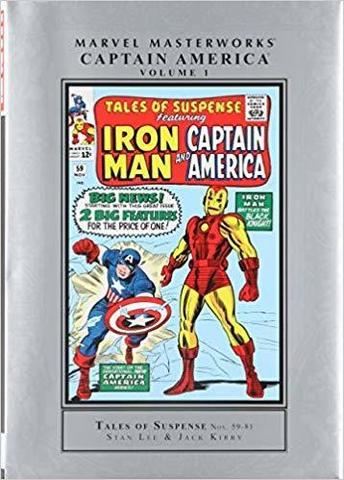 Marvel Masterworks: Captain America Volume 1