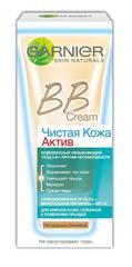Garnier BB Cream Чистая Кожа Актив