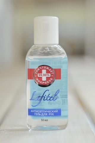 LAFG50 LAFITEL гель для рук антисептический 50 мл