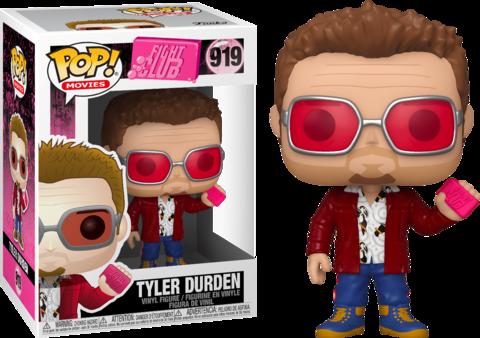 Tyler Durden Fight Club Funko Pop! Vinyl Figure ||  Тайлер Дерден