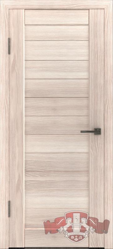 Л6ПГ1 Капучино, Дверь межкомнатная,Владимирская Фабрика Дверей