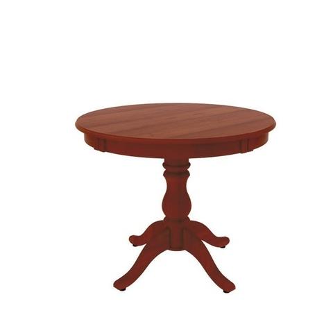Стол обеденный Альт 9-11 (11) деревянный круглый раскладной