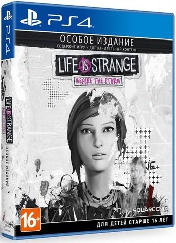 Sony PS4 Life is Strange: Before the Storm. Особое издание (английская версия)