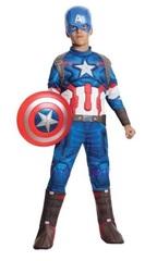 Мстители Война бесконечности костюм Капитан Америка