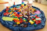 Большая сумка-коврик для игрушек, 1.5 метра 3