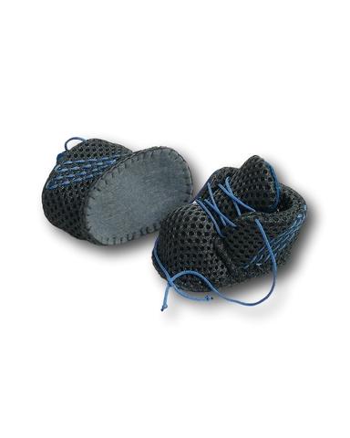 Спортивные ботинки - Голубой. Одежда для кукол, пупсов и мягких игрушек.