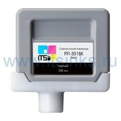 Картридж PFI-1300BK 330 мл