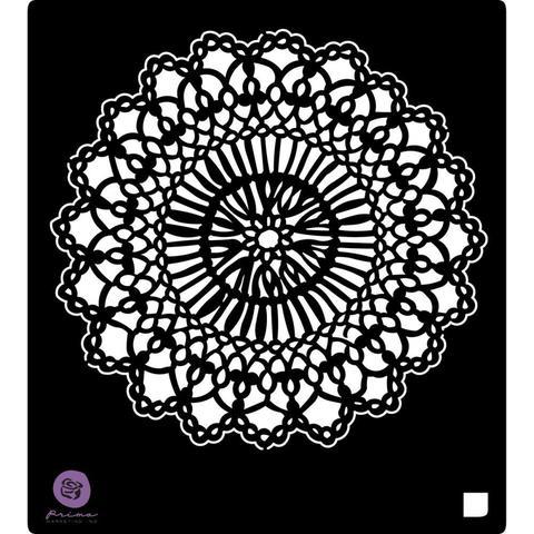 Маска (трафарет ) Prima Designer Stencil  - Doily #3