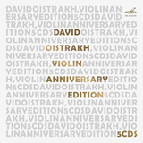 David Oistrakh / Violin Anniversary Edition (5CD)