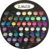 Краска-лак SMAR для создания эффекта эмали, Перламутровая. Цвет №9 Оливковый
