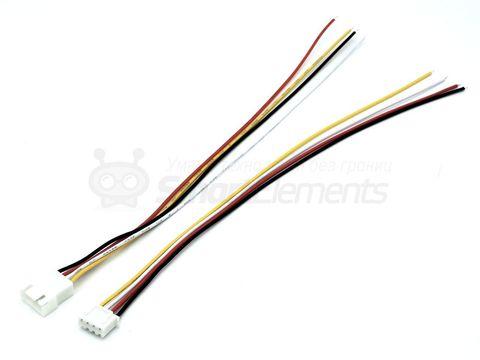 Соединительный провод с разъемом XH x4, 20 см