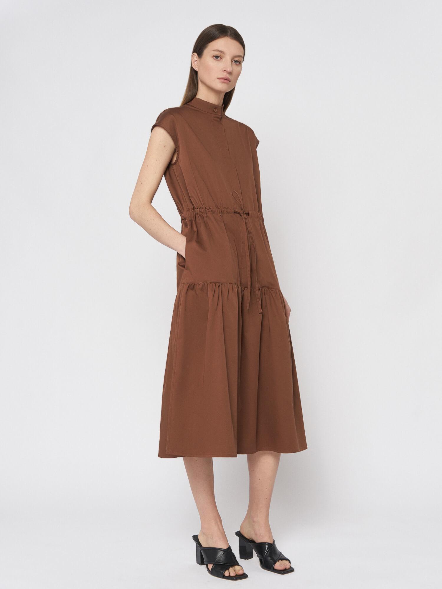 Платье Alison с кулиской