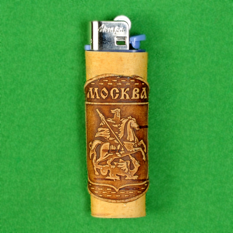 Зажигалка герб Москвы