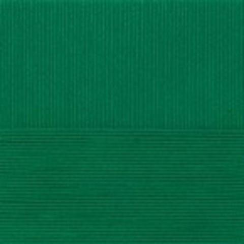 Пряжа Рукодельная (Пехорка) 511 зеленка, фото