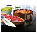 Форма для выпечки круглая пружинная 25 см  Essentials, артикул 1114422, производитель - Bakers Secret, фото 2