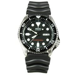Мужские японские наручные часы Seiko SKX007K1