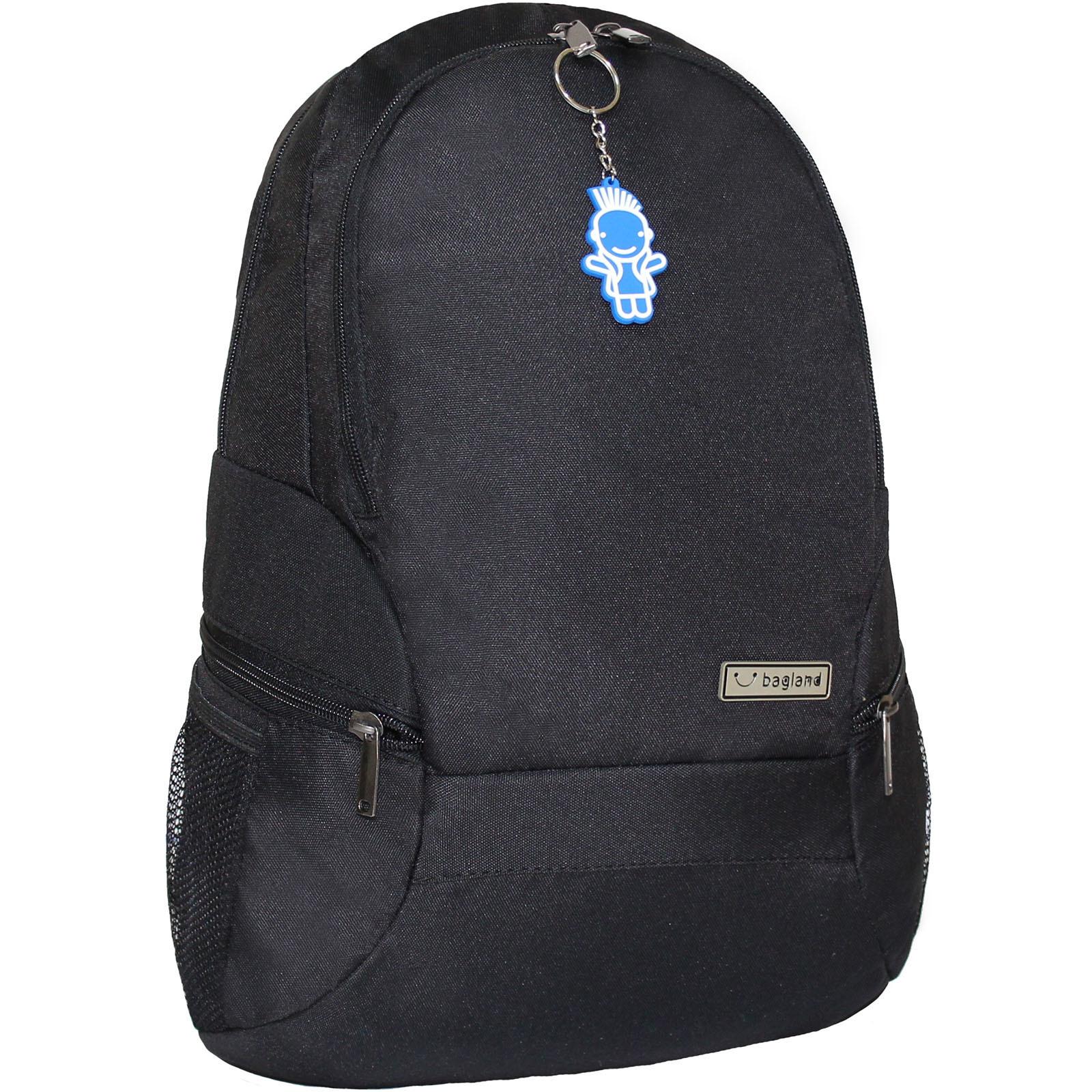 Городские рюкзаки Рюкзак Bagland Urban 20 л. Чёрный (0053066) IMG_8246.JPG