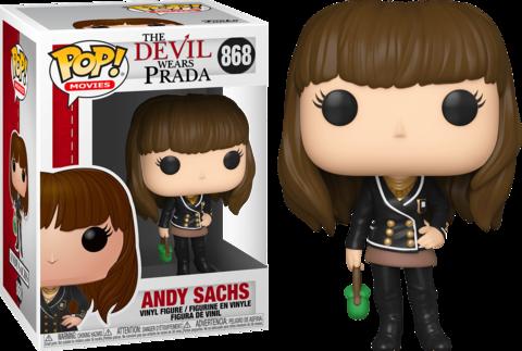 Фигурка Funko Pop! Movies: The Devil Wears Prada - Andy Sachs
