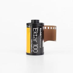 Цветная фотопленка Kodak Ektar 100 135