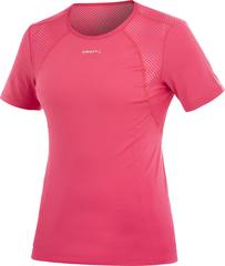 Женская футболка для бега Craft Cool Concept (1901376-1477) розовая фото