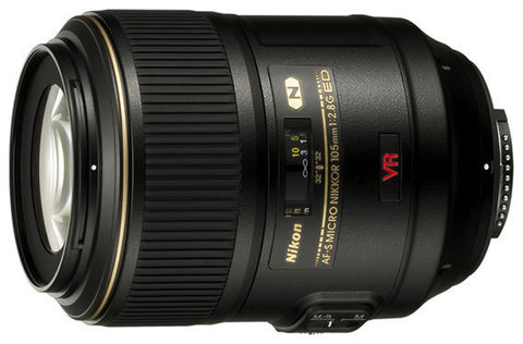 Nikon 105mm f/2.8G IF-ED AF-S VR Micro-Nikkor (JAPAN)