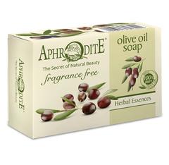 Оливковое мыло без отдушек, Aphrodite