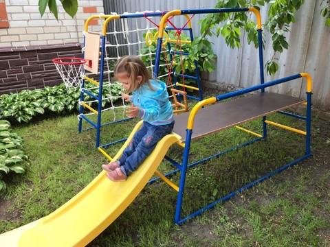 Детский комплекс Городок