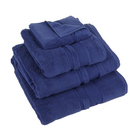 Полотенце 70х140 Hamam Pera синее