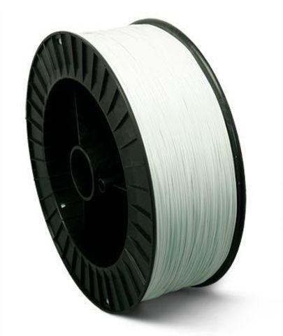 Экономичная упаковка! Пластик Filamentarno! Prototyper M-Soft. Цвет перламутровый белый, 1.75 мм, 2,25 кг, диаметр катушки 300 мм