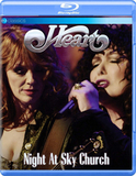 Heart / Night At Sky Church (Blu-ray)