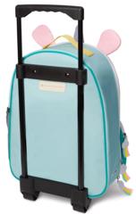 Детский чемодан на колесиках Единорог