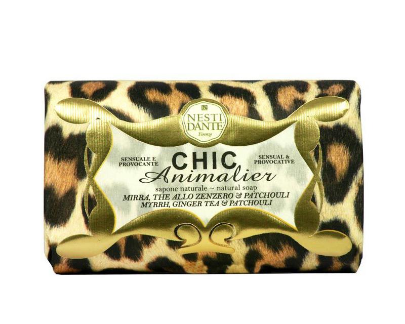 CHIC ANIMALIER Bronze Leopard / Бронзовое мыло 250 гр