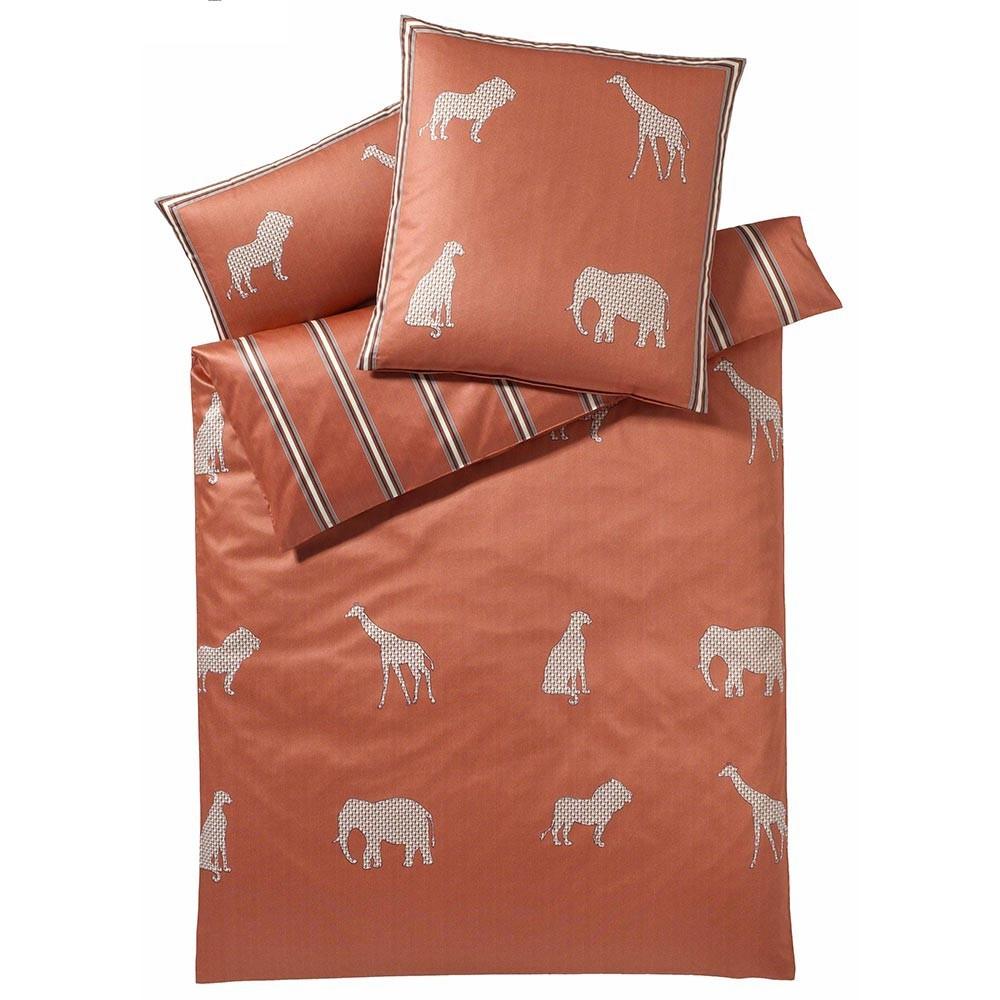 Для сна Наволочка 50x70 Elegante Savanne коричневая elitnaya-navolochka-savanne-korichnevaya-ot-elegante-germaniya.jpg