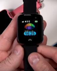 Часы Smart Baby Watch KT05 (D7) (разные цвета)
