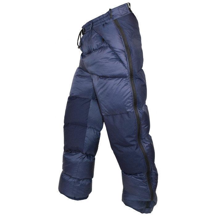 Пуховые брюки-самосбросы Крокусы