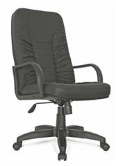 Кресло Танго стандарт кожа (черная)