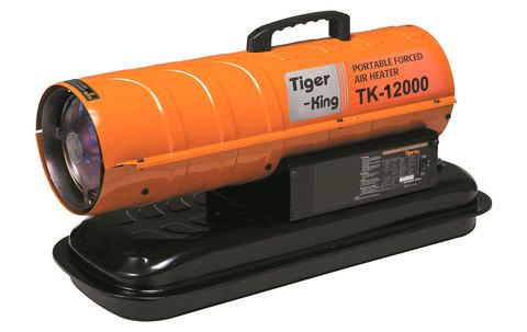 Жидкотопливный теплогенератор TK12K