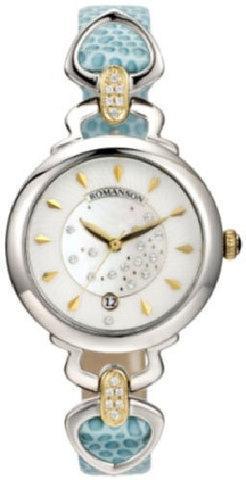 Купить Наручные часы Romanson RN2622QLCWH по доступной цене