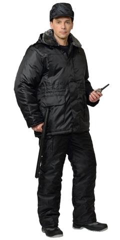 Костюм «СЕКЬЮРИТИ»   (куртка, полукомбинезон)