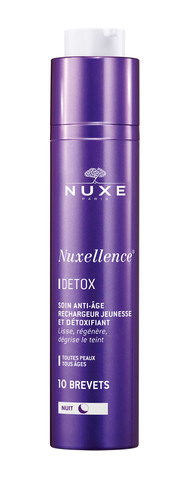 Nuxe Нюксэлланс Детокс Уход против старения кожи лица