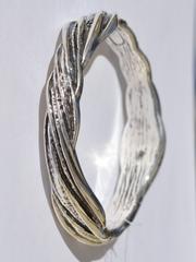Фукра (браслет из серебра)
