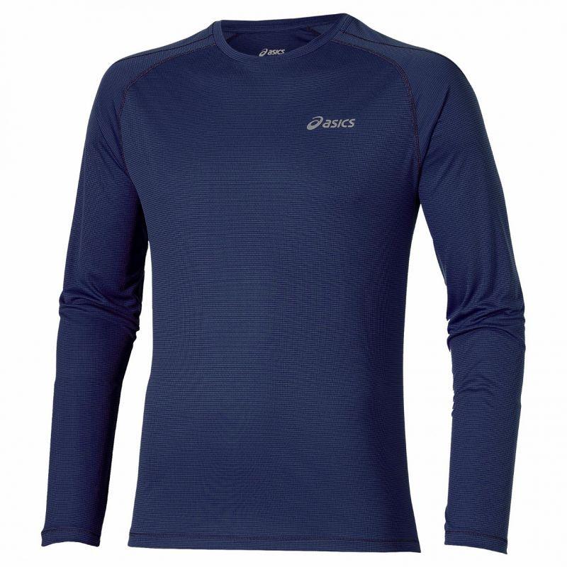 Мужская беговая рубашка Asics LS Crew (114510 8052)