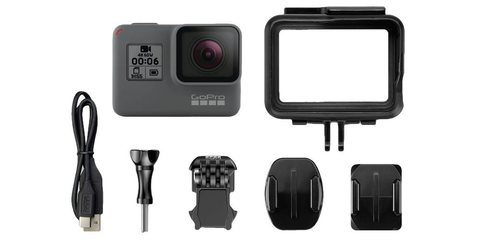 Камера GoPro HERO6 Black (CHDHX-601) комплектация