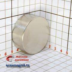 Неодимовый магнит 50х20 мм