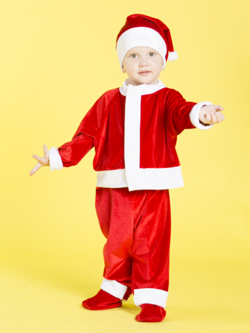 Костюм Санта Клаус малыш 1