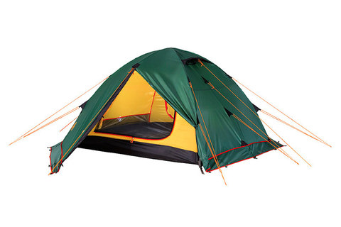Туристическая палатка Alexika Rondo 4 Plus (всесезонная, 4 местная)
