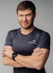 Элитная мужская футболка Nordski Sport Graphite NEW 2020