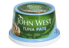 Паштет John West из тунца, 125г