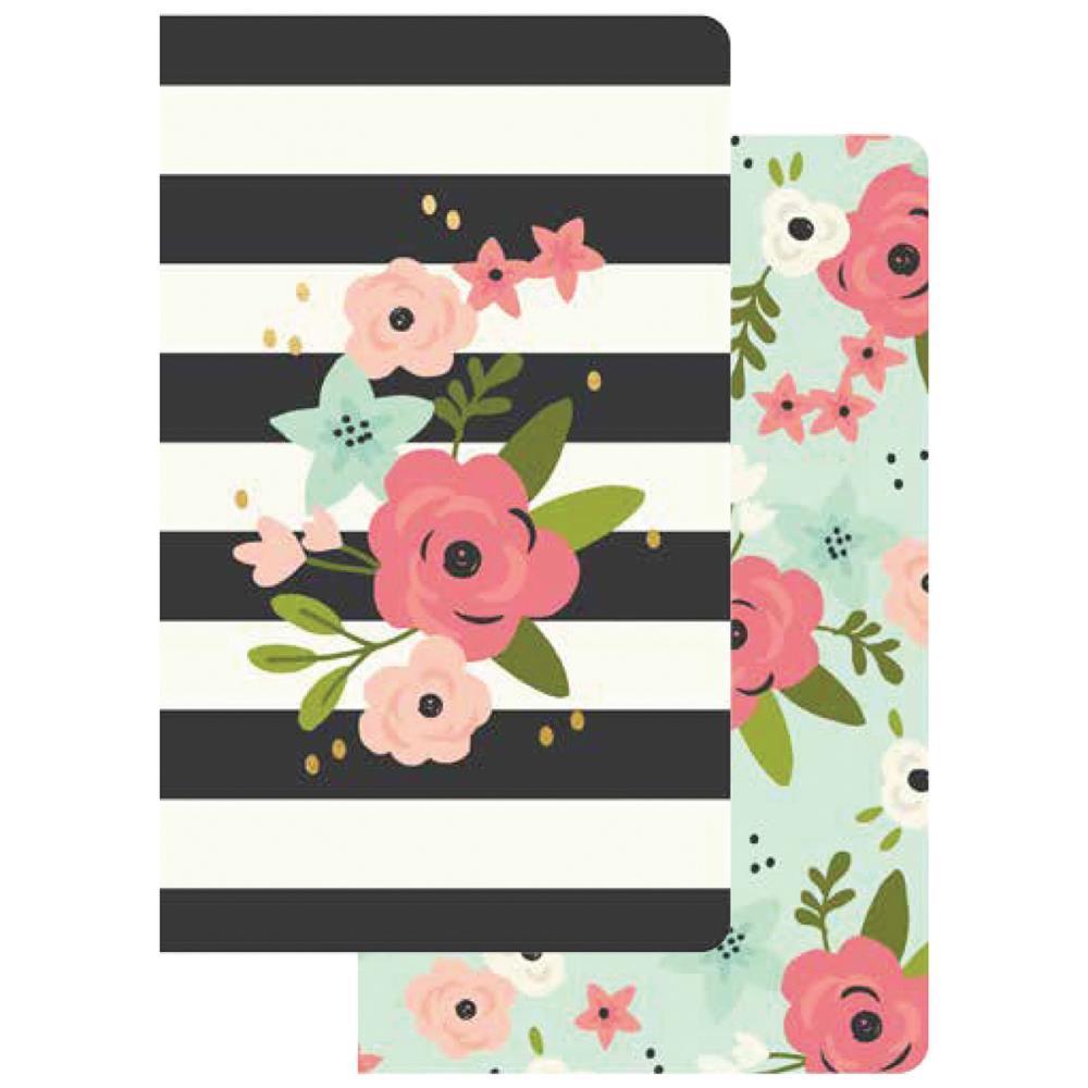 Блокноты для записи Carpe Diem Traveler's Notebook Inserts - Bloom- 2шт/16л